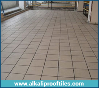 ACID PROOF TILE LINING