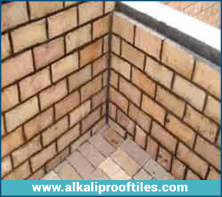 ALKALI PROOF BRICK LINING in India