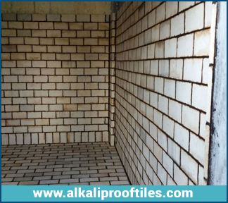 ALKALI PROOF BRICKS & TILES