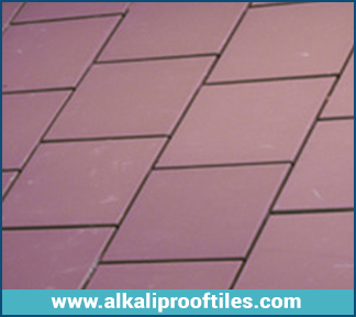 ALKALI PROOF TILES