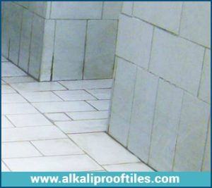 CHEMICAL PROOF TILES