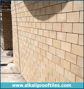 Zeochem Anticorr are the best manufacturer and supplier of Alkali Proof Tiles in India